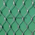 3 mm 40 mm x 70 mm Flexible Stainless Steel Flex Mesh