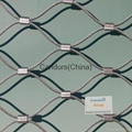 Stainless Steel Wire Rope Web Net
