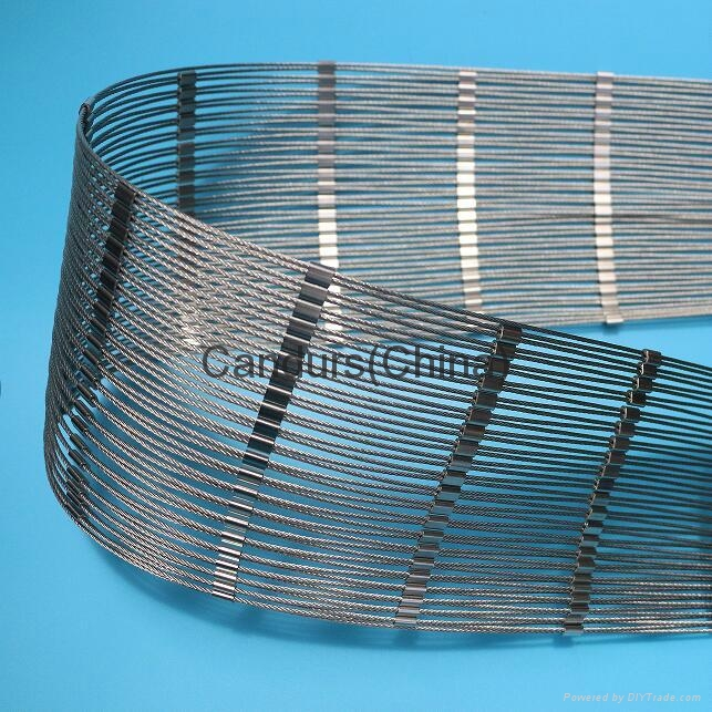 X Tend Flexible Stainless Steel Cable (Rope) Mesh 5