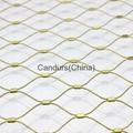 艺术柔性白钢网