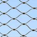 Flexible Rope Fence Panel For Cable Fence