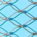 不鏽鋼絲繩安全圍欄網 5
