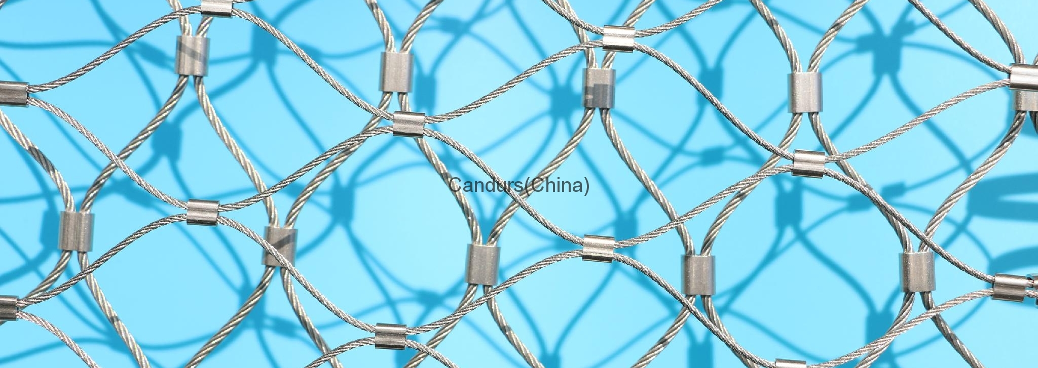 DecorRope Stainless Steel Cable Mesh