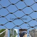 不锈钢楼梯边缘防护网 7