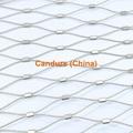專業小孔徑鋼絲繩網 2