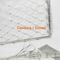 Flexible Stainless Steel Rope Fence On Bridges And Staircase 2