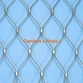 樓梯柔性防護網 4
