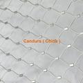 柔性不鏽鋼扶手欄杆防護網 4