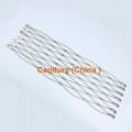 柔性不锈钢扶手栏杆防护网 8