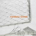 柔性不锈钢扶手栏杆防护网 9