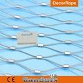 优质不锈钢绳绿植攀爬网 3