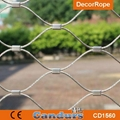 Stainless Steel Wire Mesh Forest Fence
