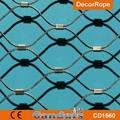 园林装饰钢丝绳网 4