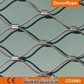 不锈钢绳楼梯装饰网 6