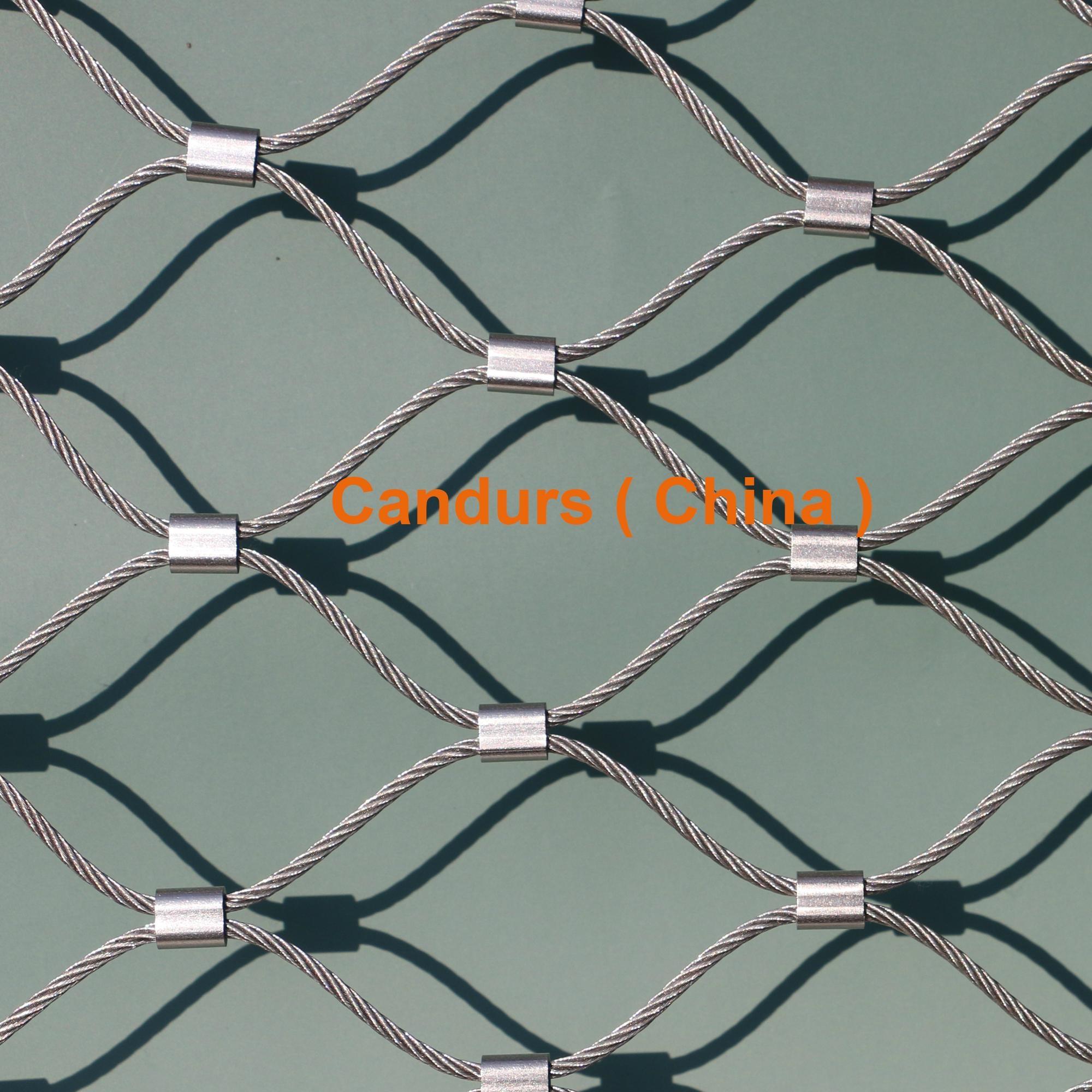 鋼絲繩挂網 6