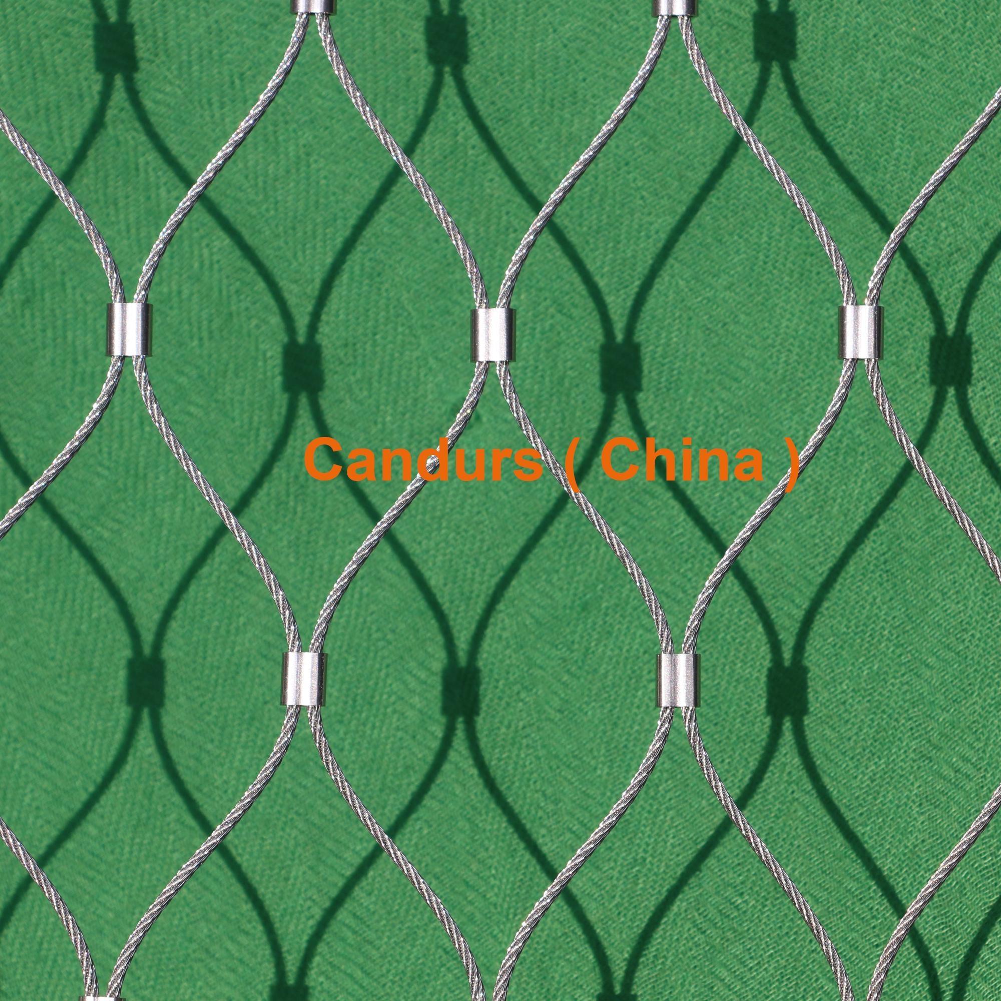 钢丝绳挂网 7