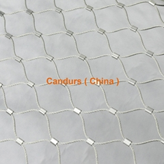 Stainless Steel Rope Mesh For Home Decoration