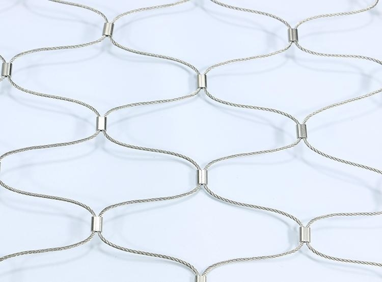 DecorRope S-stainless Steel Cable Mesh
