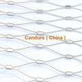 新型不鏽鋼絲繩夾扣網 9