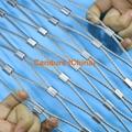 新型不鏽鋼絲繩夾扣網 11