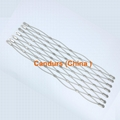 屋頂安全防護不鏽鋼繩網 3