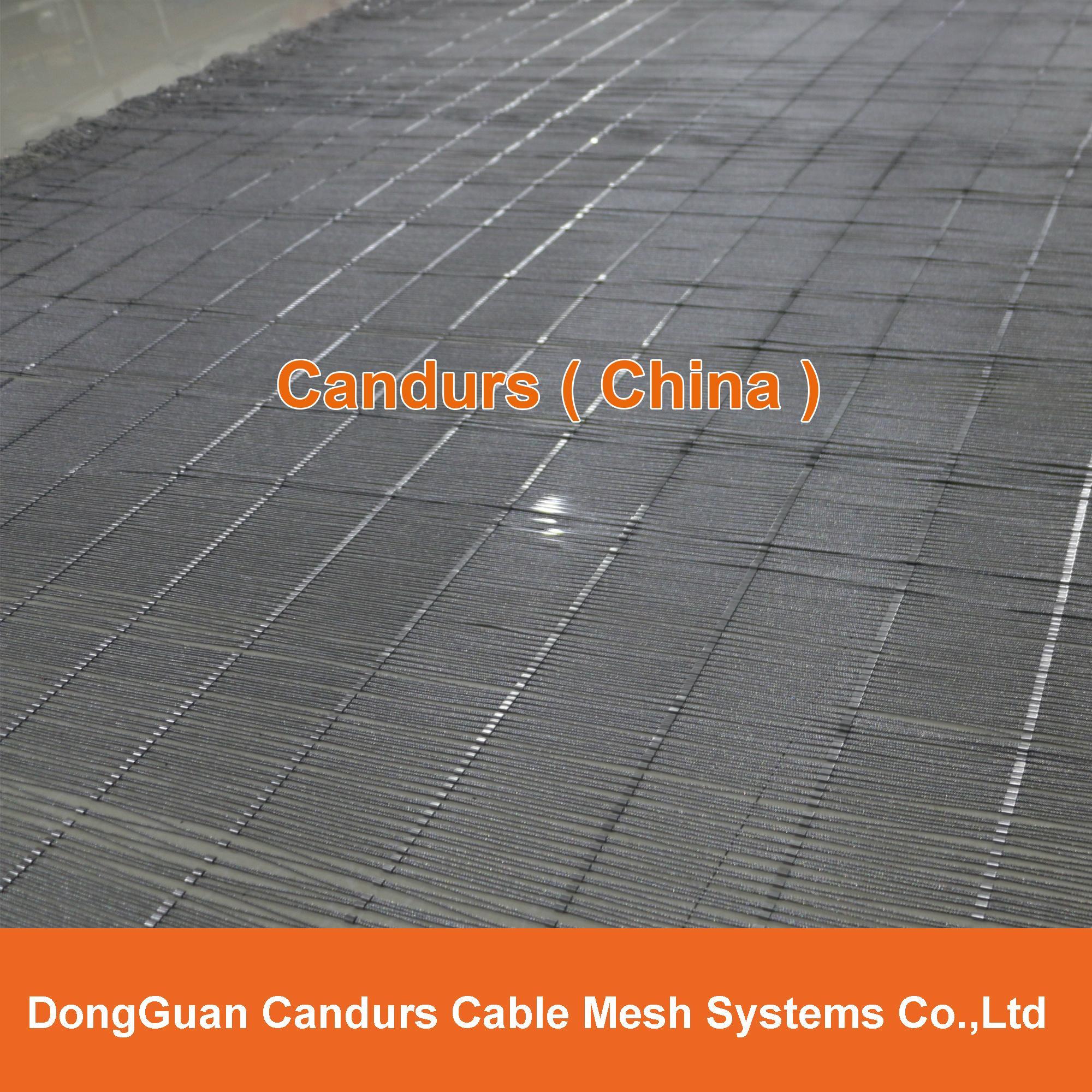 Stainless Steel Wire Rope Ferrule Mesh 5