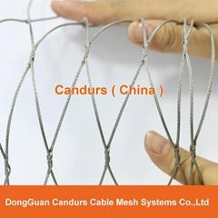 柔性不鏽鋼絲繩網(編織型)