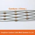 手工不鏽鋼絲繩裝飾網 4