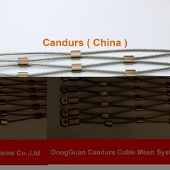 不锈钢丝绳渔网