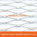 不锈钢丝绳隔离网 9