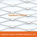 不鏽鋼實用裝飾防護網 4