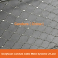 Zoo Cages-Cable Mesh Zoo Cages