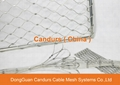 Candurs Flexible Wire Rope Mesh
