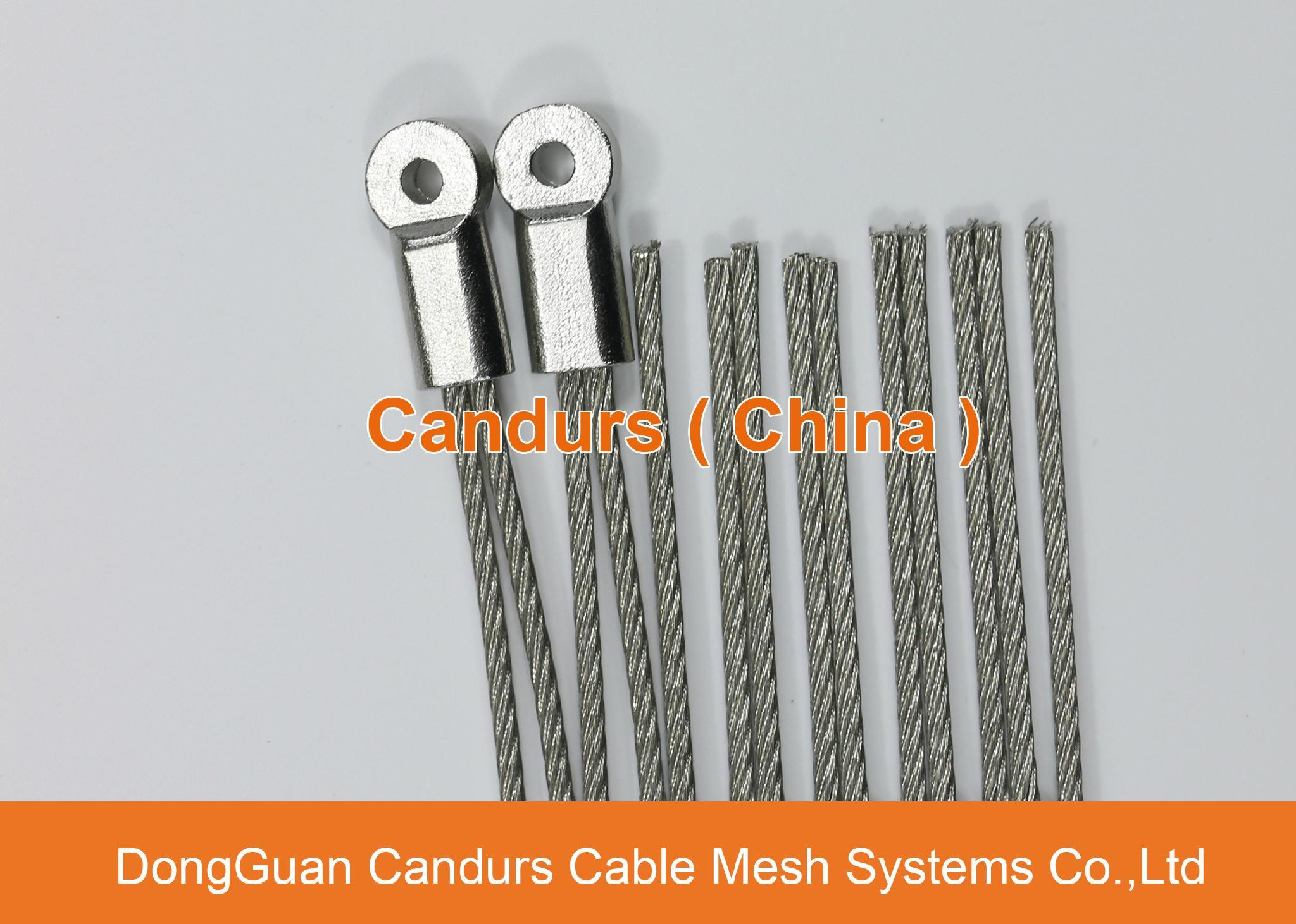 不鏽鋼絲繩幕牆網 2