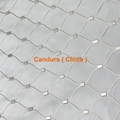 新型不鏽鋼絲繩夾扣網 12