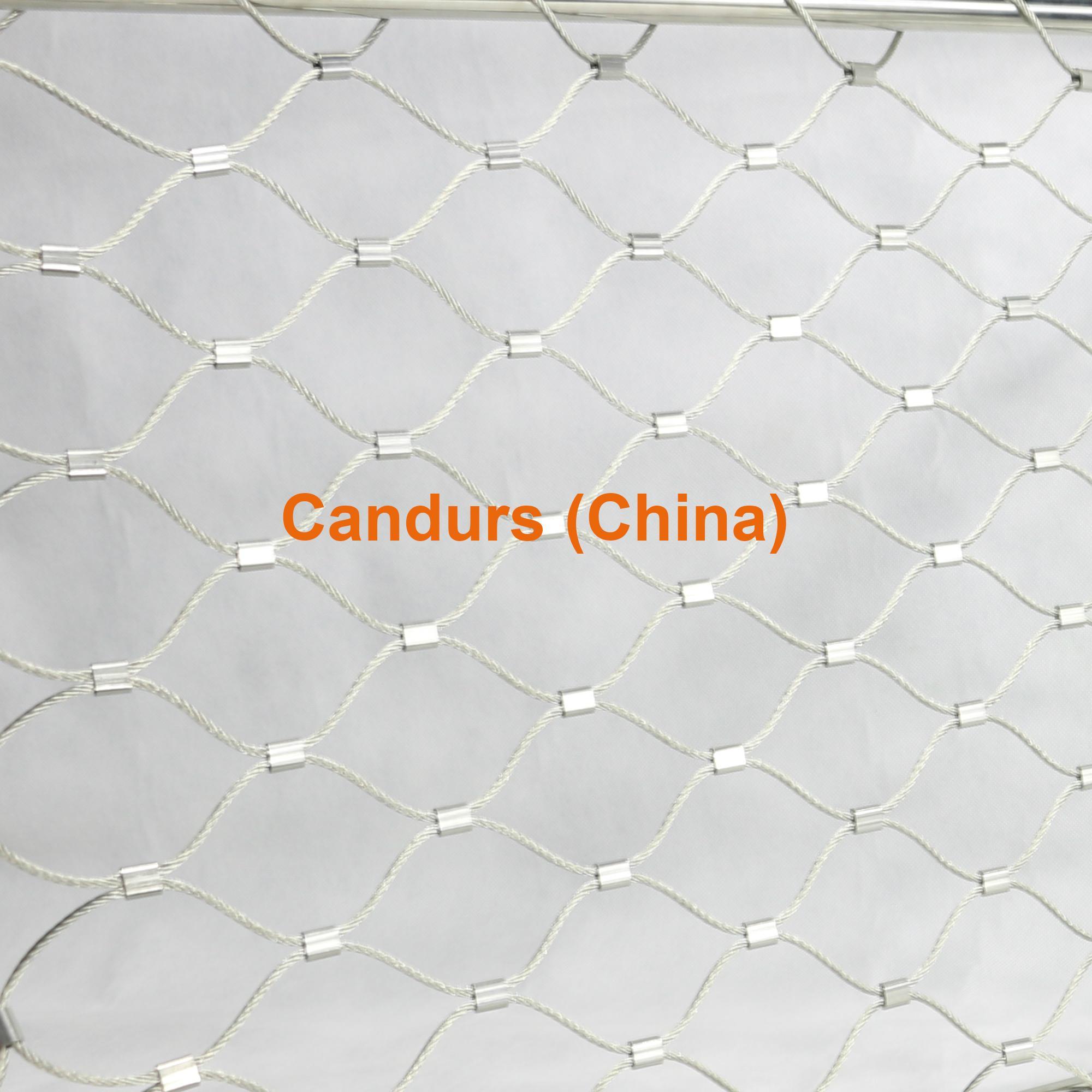 優質不鏽鋼裝飾防護網 8