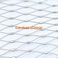 不鏽鋼柔性菱形藝朮網