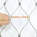 1.5毫米不鏽鋼絲繩扣網護欄 10