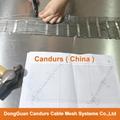1.5毫米不锈钢丝绳扣网护栏 17
