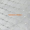 1.5毫米不锈钢丝绳扣网护栏 20
