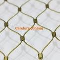 不鏽鋼繩建築柔性防護網 8