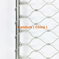 Flexible Stainless Steel Wire Cable Mesh 15