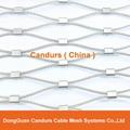 框架柔性安全繩網 8