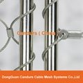 框架柔性安全绳网 12