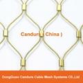 柔性鍍鋅鋼絲繩網 4
