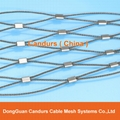 Flexible Galvanized Steel Cable Mesh