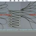 不鏽鋼裝飾園林繩網 12