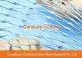昌達環保無毒美標316不鏽鋼絲繩裝飾網 3
