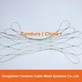 昌达不锈钢丝绳网——美标316不锈钢绳网 3