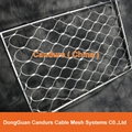 Diamond SS Wire Rope Mesh For Handrail